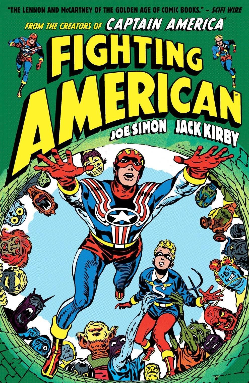 Fighting American: Joe Simon, Jack Kirby: 9780857681157