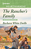 The Rancher's Family: A Clean Romance (The Hitching Post Hotel Book 7)