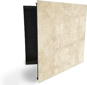 GlassArtist HMF 57189688 - Caja para Llaves (30 x 30 cm, con ...