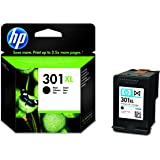 HP 301XL Original Ink Cartridge - black
