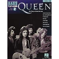 Queen: Bass Play-Along Volume 39 Bk/Online Audio
