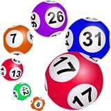 Zahlen für Lotto FREI