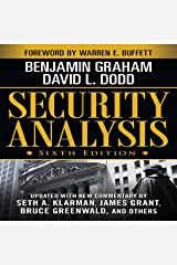 Security Analysis: Sixth Edition: Foreword by Warren Buffett Audible Audiobook