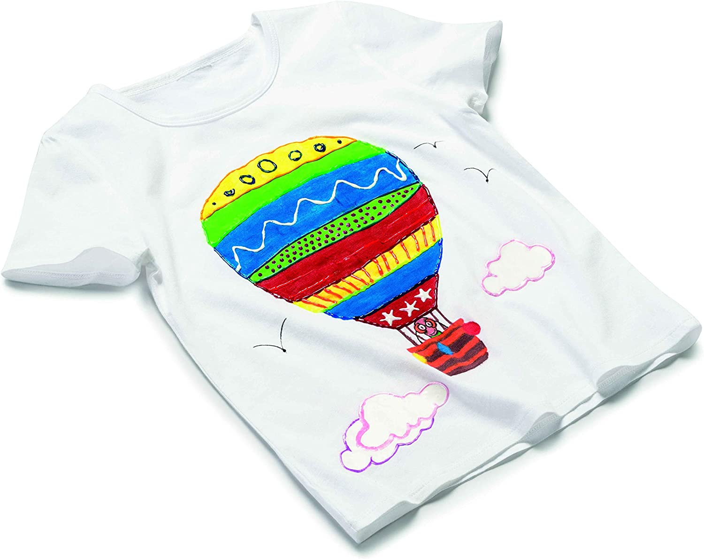 Version Espagnole multicolore 42909 Carioca Fabric Liner Marqueurs