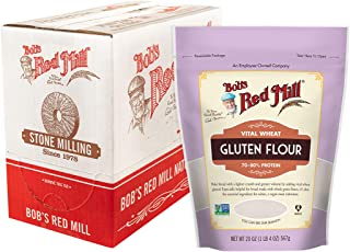 product image for Bob's Red Mill Vital Wheat Gluten Flour, 20 Oz (Pack Of 4)