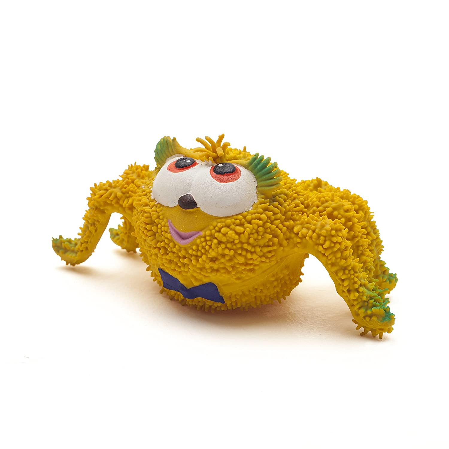 Fid Toy ALFIE the Spider Yellow Eco friendly LANCO Natural