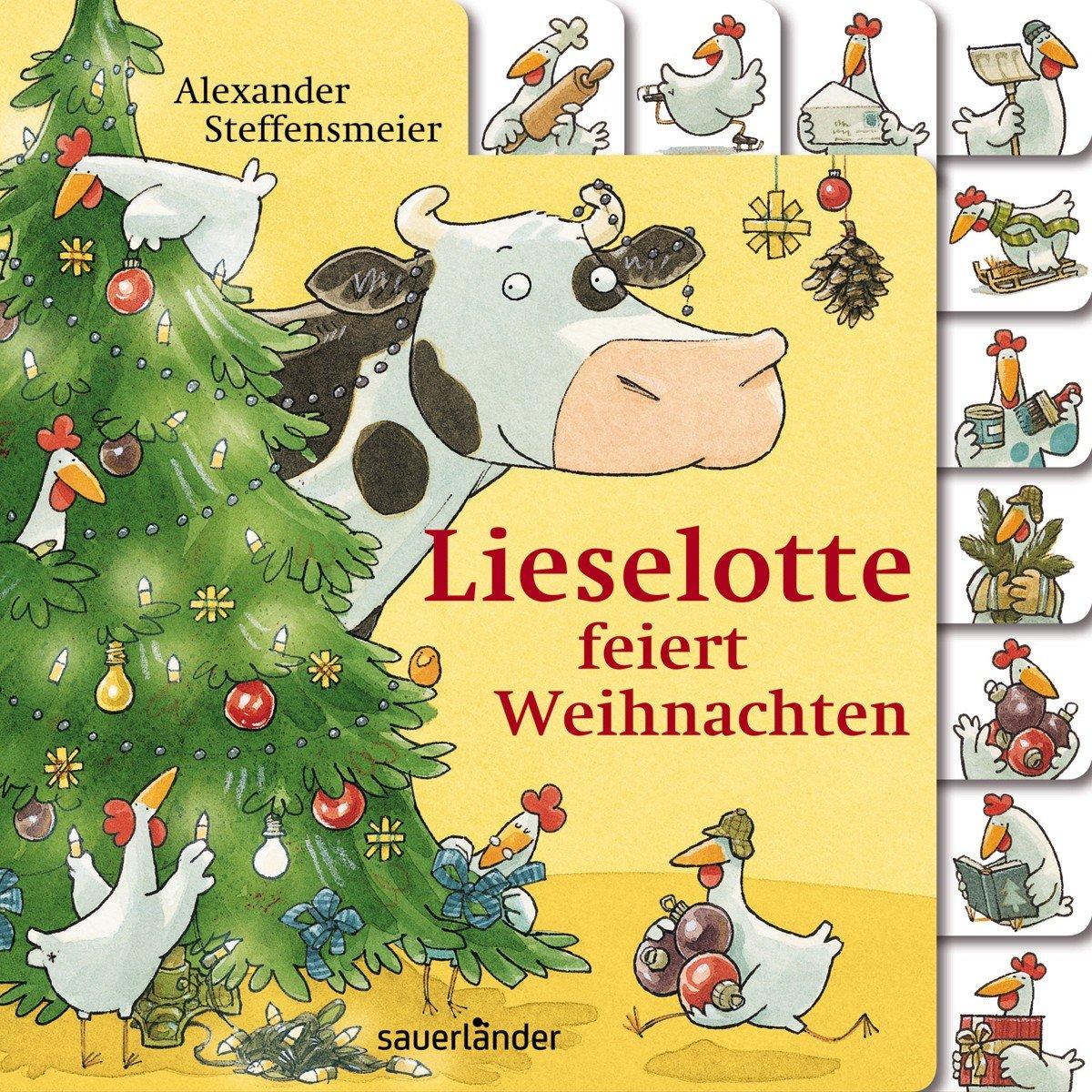 Lieselotte feiert Weihnachten (Popular Fiction): Amazon.de ...