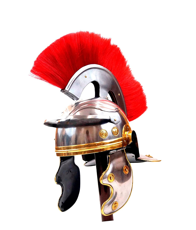 Amazon.com: Casco Romano Centurian Armor: Toys & Games