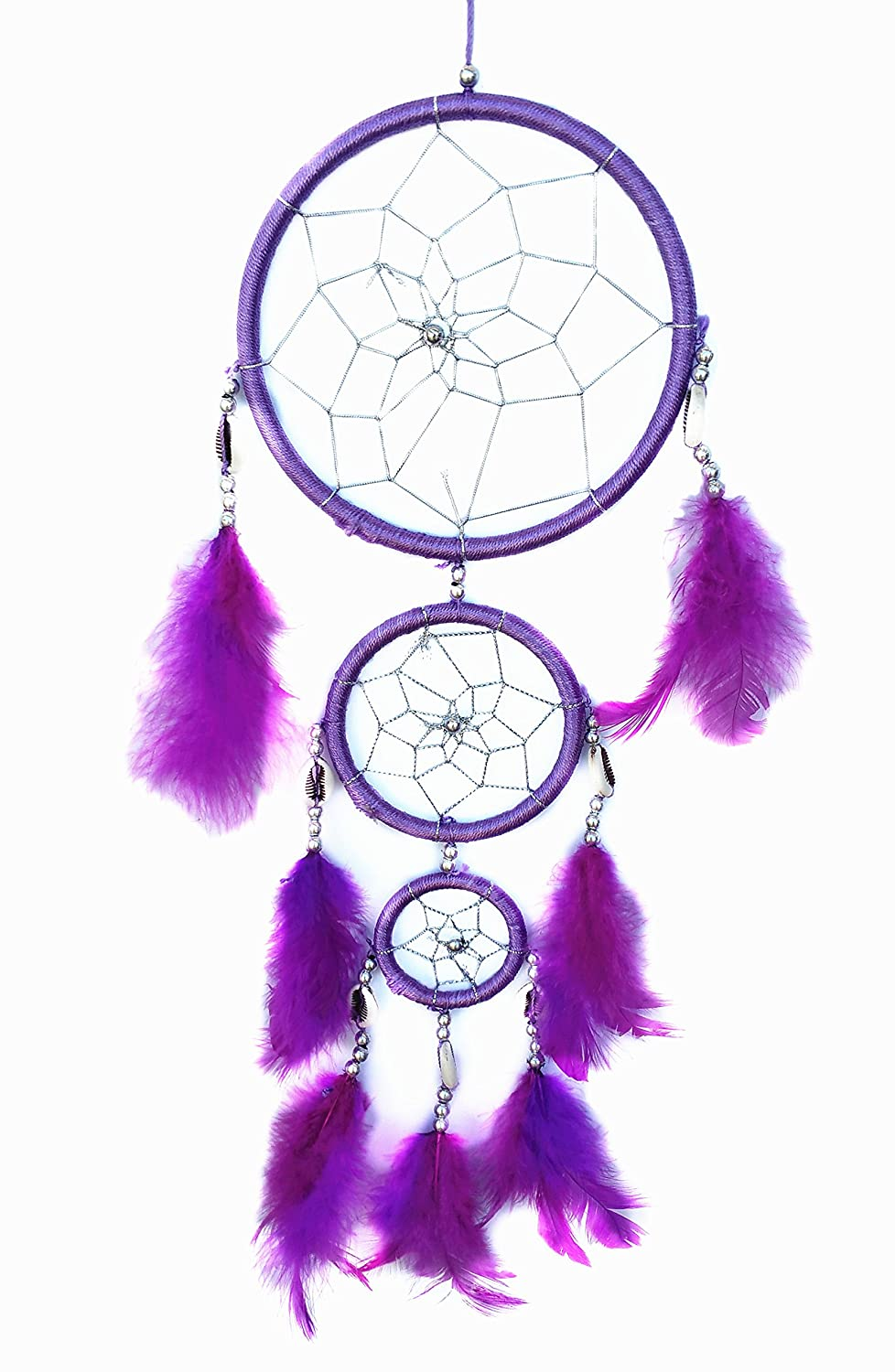 Lovely Purple Dream Catcher