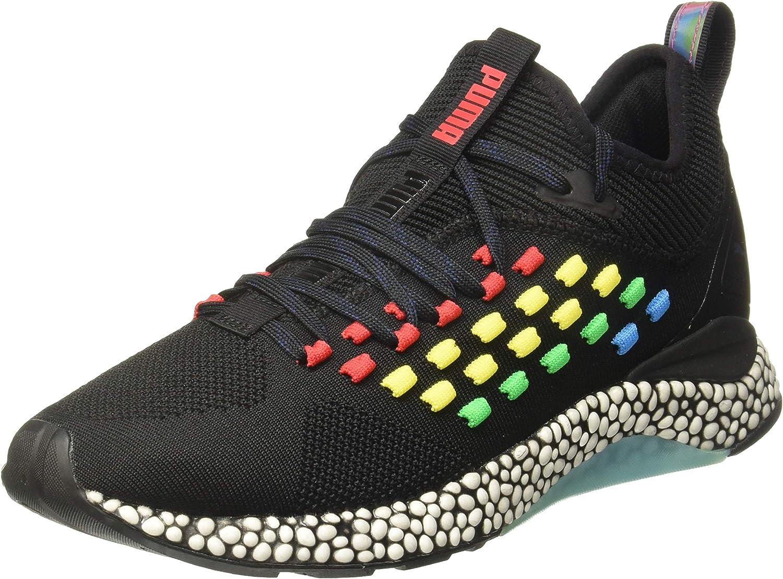 Puma Hybrid FUSEFIT Heat Map, Zapatillas de Running para Hombre, Negro Black, 47 EU: Amazon.es: Zapatos y complementos