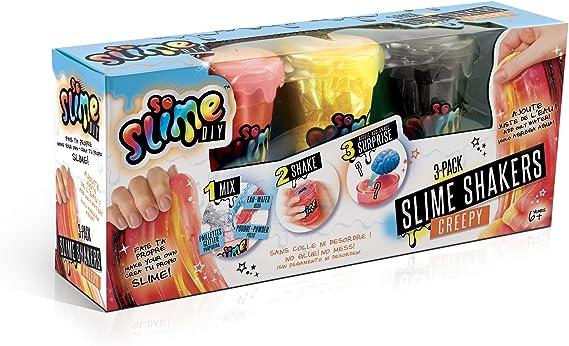 Slime- So Shaker X3 Boy Plastilina, Multicolor, Norme (Canal Toys SSC010): Amazon.es: Juguetes y juegos