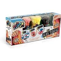 Canal Toys - Slime Shaker Garcon, SSC010, Rouge-jaune-noir,Coloris aléatoire