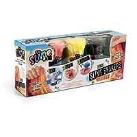 Canal Toys - Slime Shaker Garcon, SSC010, Rouge-jaune-noir