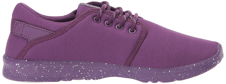 Etnies Womens Scout Sneaker B01N17NE0O 8.5 B(M) US Purple