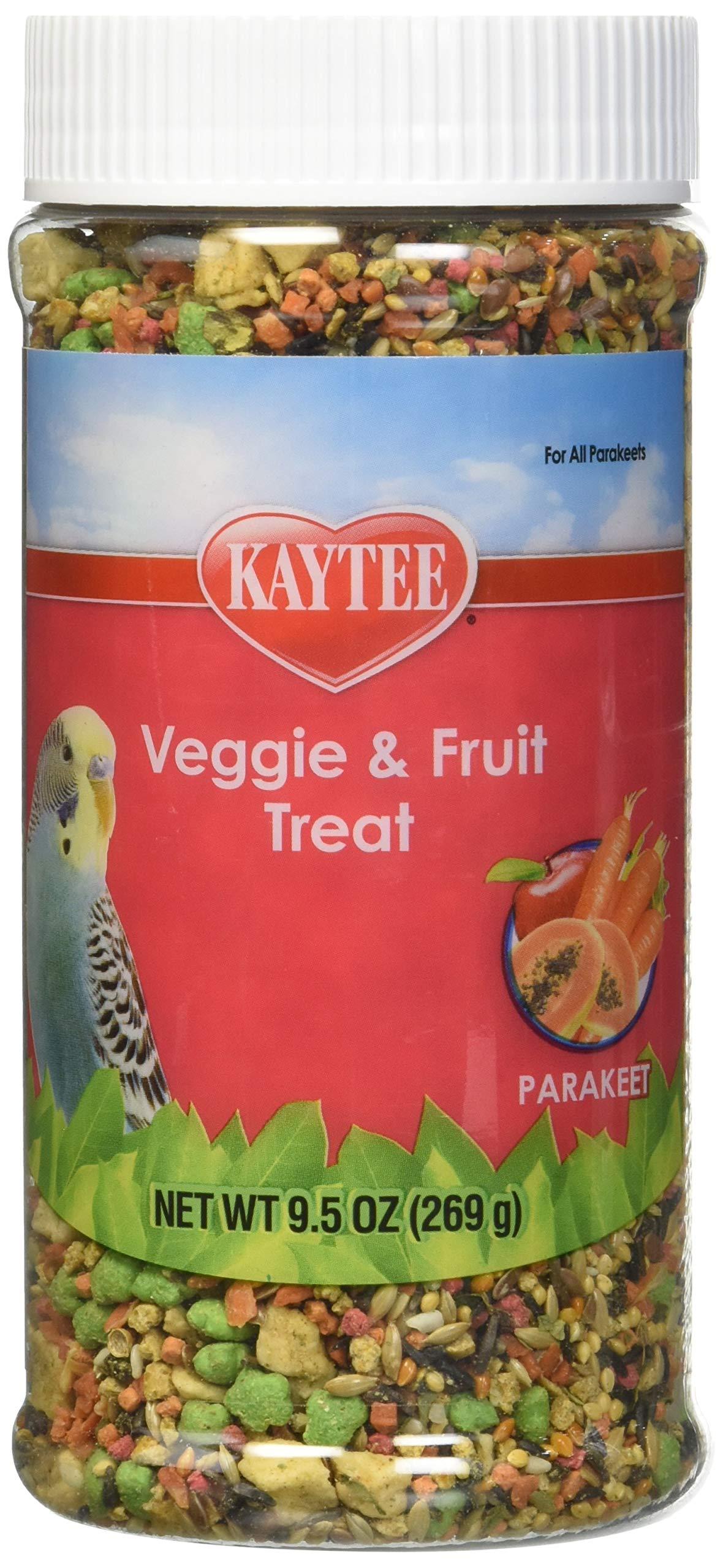 Kaytee Fiesta Fruit & Veggie Parakeet Treats