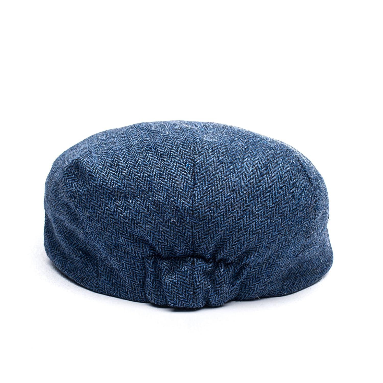 Amazon.com  Born to Love Flat Scally Cap - Boy s Tweed Page Boy Newsboy  Baby Kids Driver Cap Hat  Clothing feed3bcd45c9