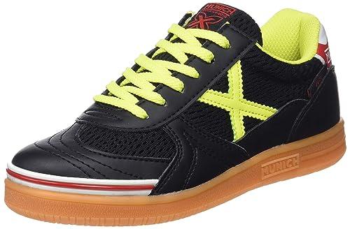 Munich G-3 Kid Indoor, Zapatillas de Deporte Unisex niños: Amazon.es: Zapatos y complementos