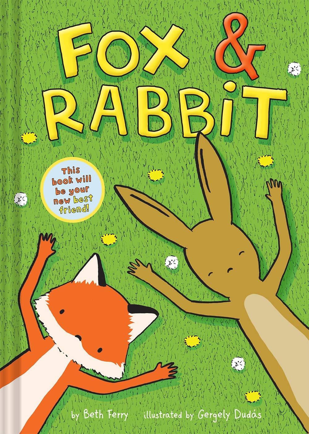 Fox & Rabbit: Ferry, Beth, Dudás, Gergely: 9781419740770: Amazon ...