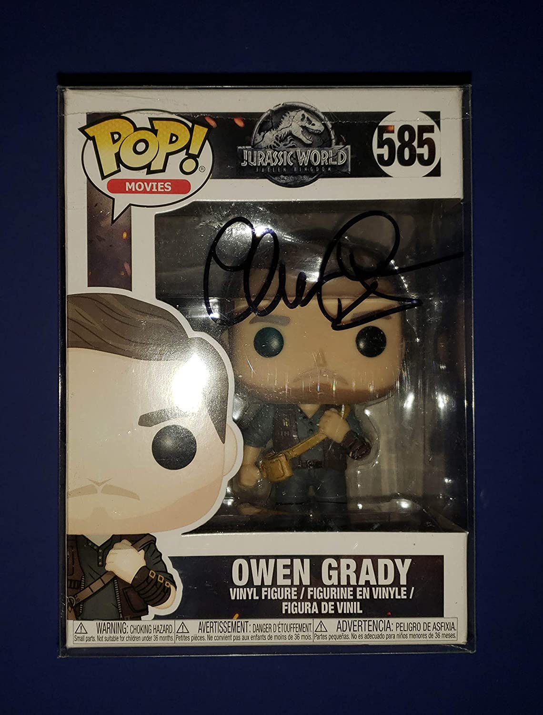 Owen Grady Jurassic World 2 Movie Funko Pop Vinyl Figure 585 Chris Pratt