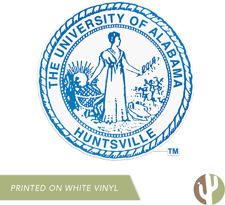 University of Alabama in Huntsville UAH Chargers NCAA Vinyl Decal Laptop Water Bottle Car Scrapbook Sticker - 00011