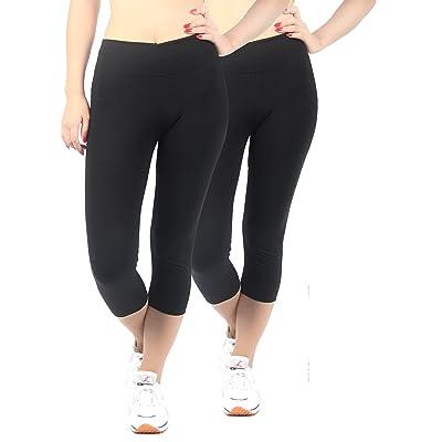 iLoveSIA® Femme Leggings de sport pantalons opaque belle coupe et confortable