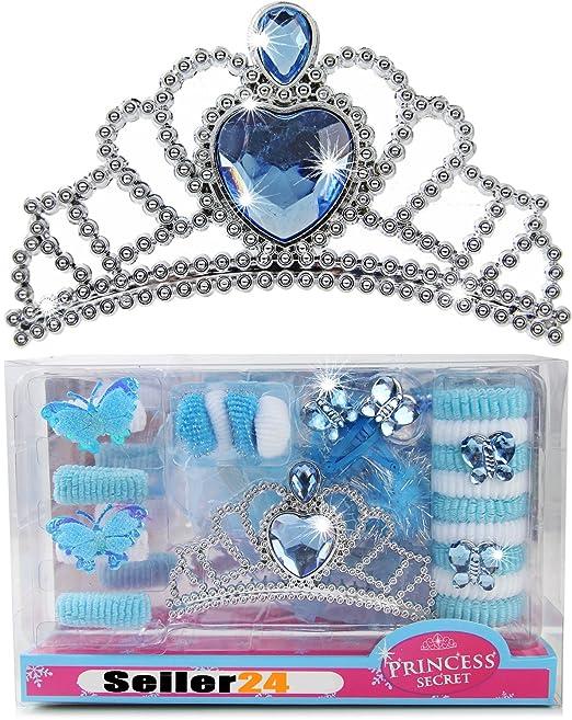 Prinzessin Krone Diadem Kinder Kostum Zubehor Karneval Fasching