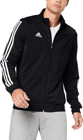 adidas Tiro 19 Polyester Jacke Chaqueta Deportiva Hombre: Amazon.es: Ropa y accesorios