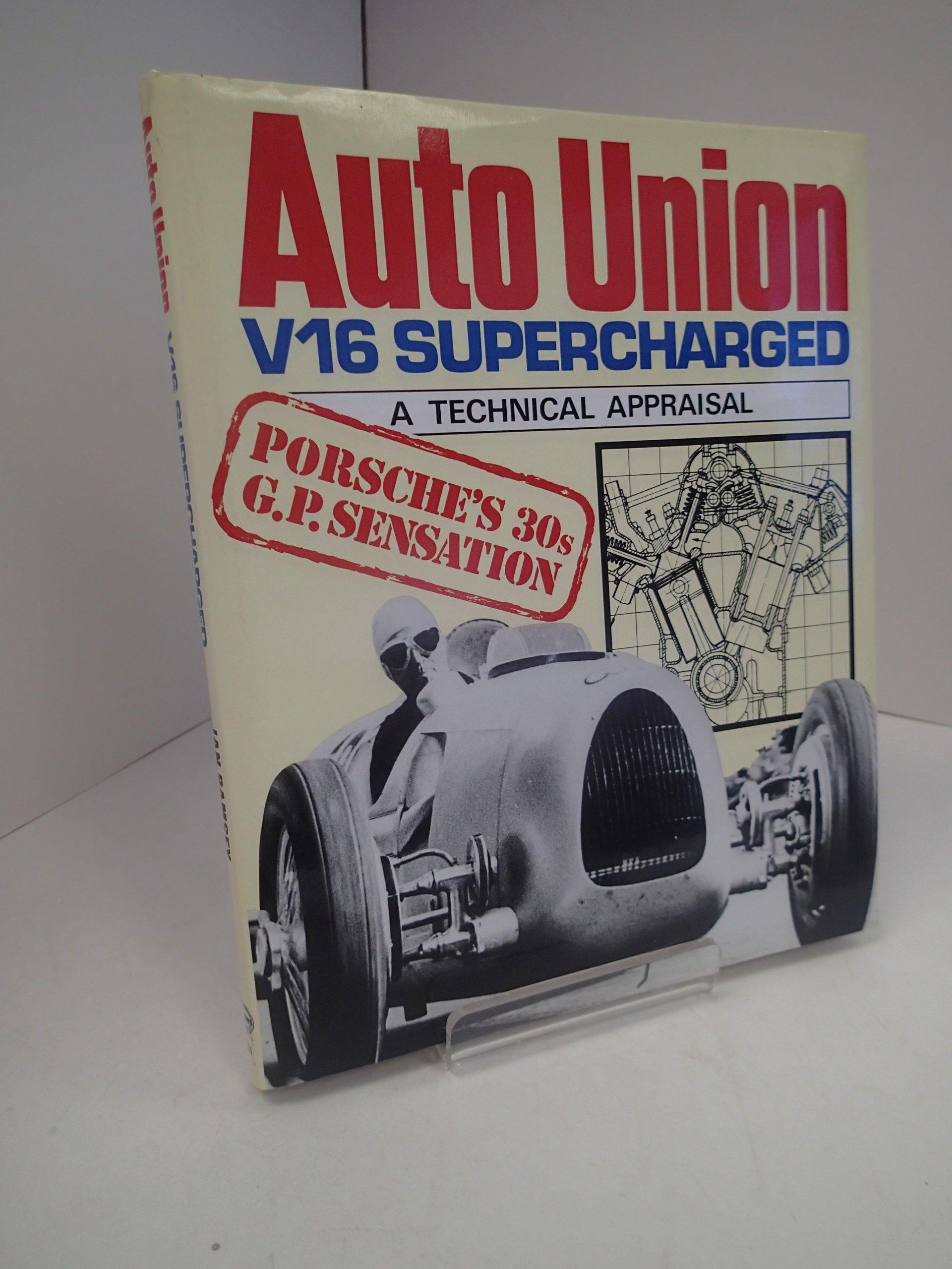 amazon auto union v16 a technical appraisal ian bamsey