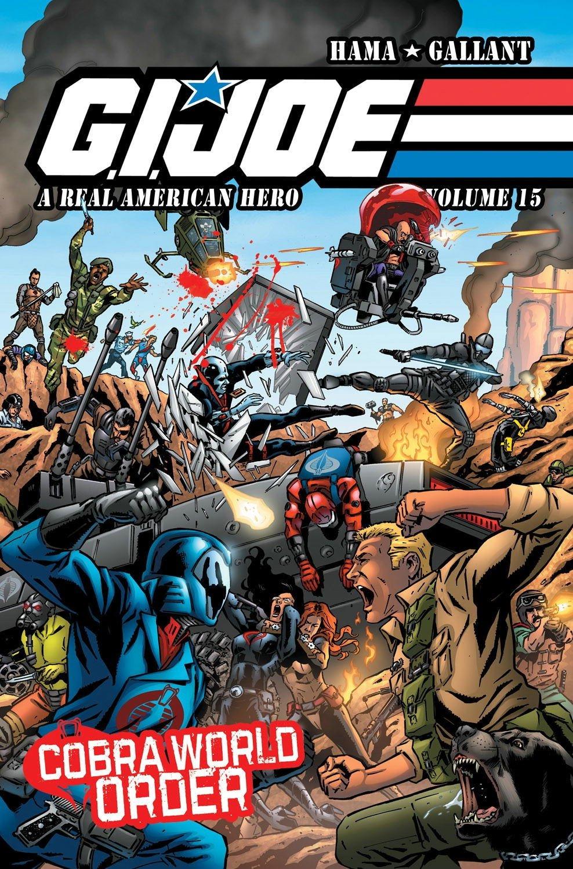 G.I. JOE: A Real American Hero Volume 15 PDF