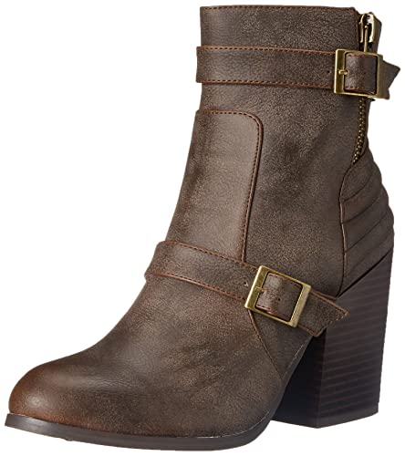 Womens Boots Rocket Dog Hamden Brown Galaxy
