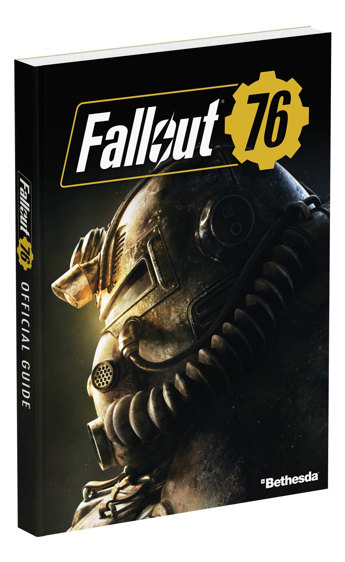 Fallout 76: Official Guide: David Hodgson, Garitt Rocha