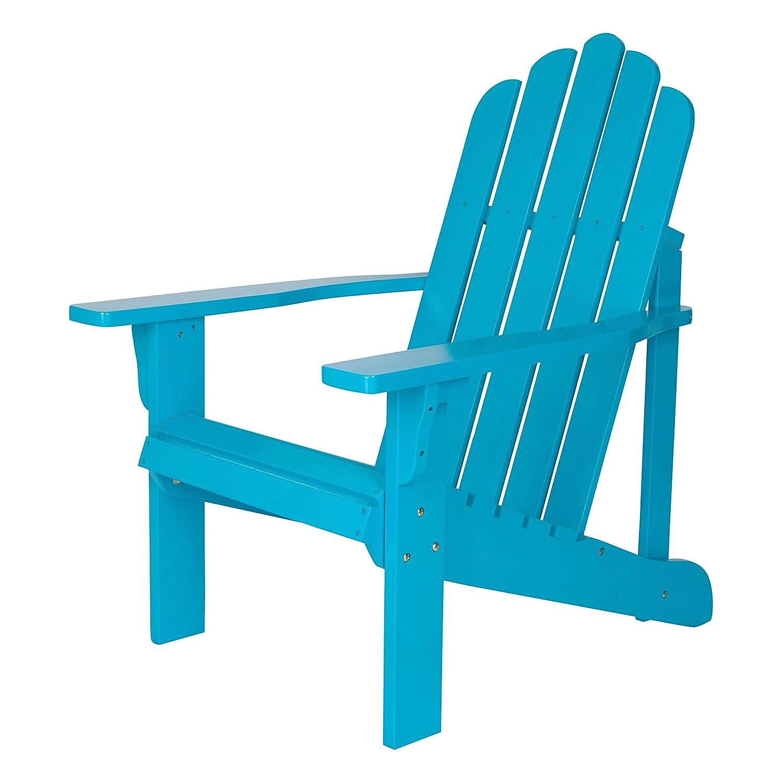 Shine Company 4618TA Marina Adirondack Chair Tangerine