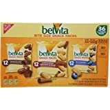 Belvita Snacks Variety Pack Limited Time Offer, 36 Ounce