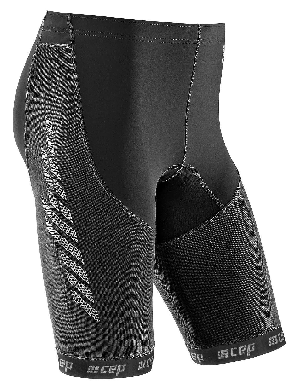 CEP - Run Shorts 2.0 für Herren   Kurze Laufhose mit Kompression