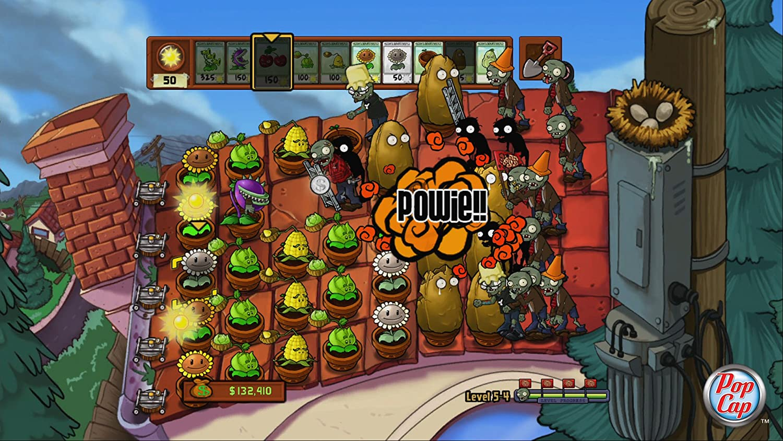 Amazon.com: Plants Vs. Zombies - Playstation 3: Video Games
