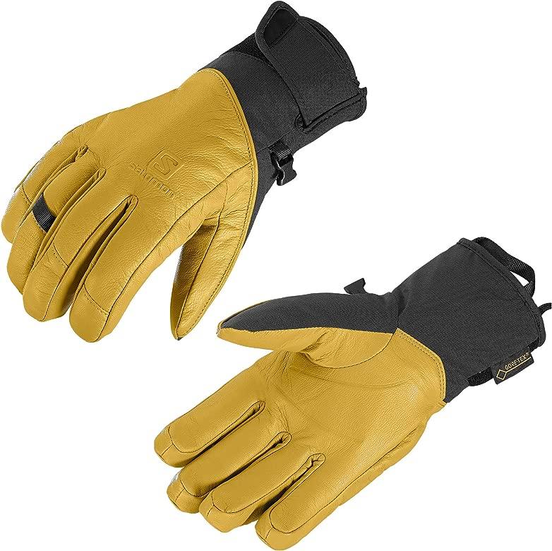 SALOMON Qst Gtx M Gloves for Man, color Black, size S