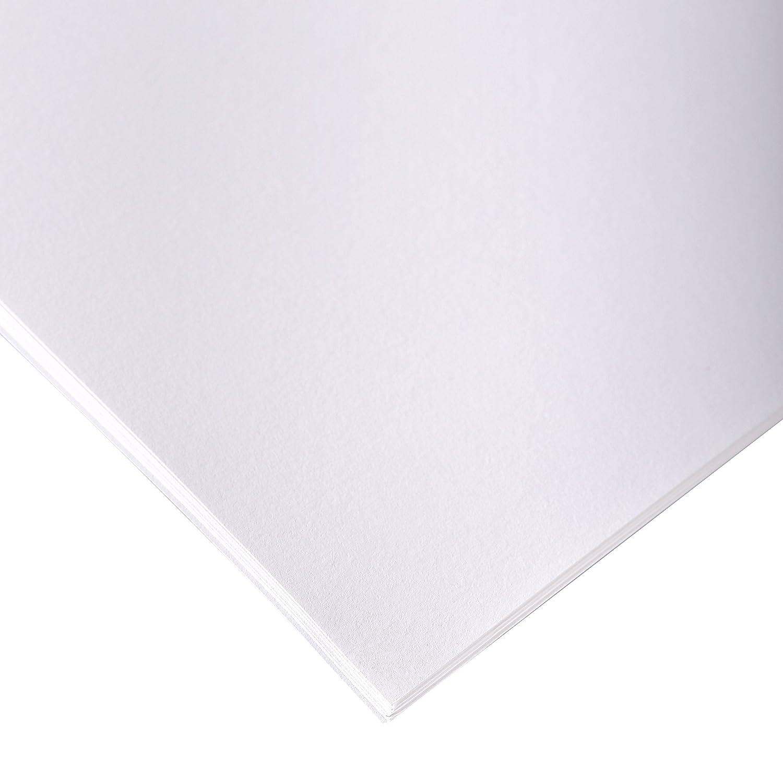 Clairefontaine 93700C Risma Carta Disegno Ruvido, 29.7 x 21 x 1.6 cm, Bianco C Rhodia Jardinage