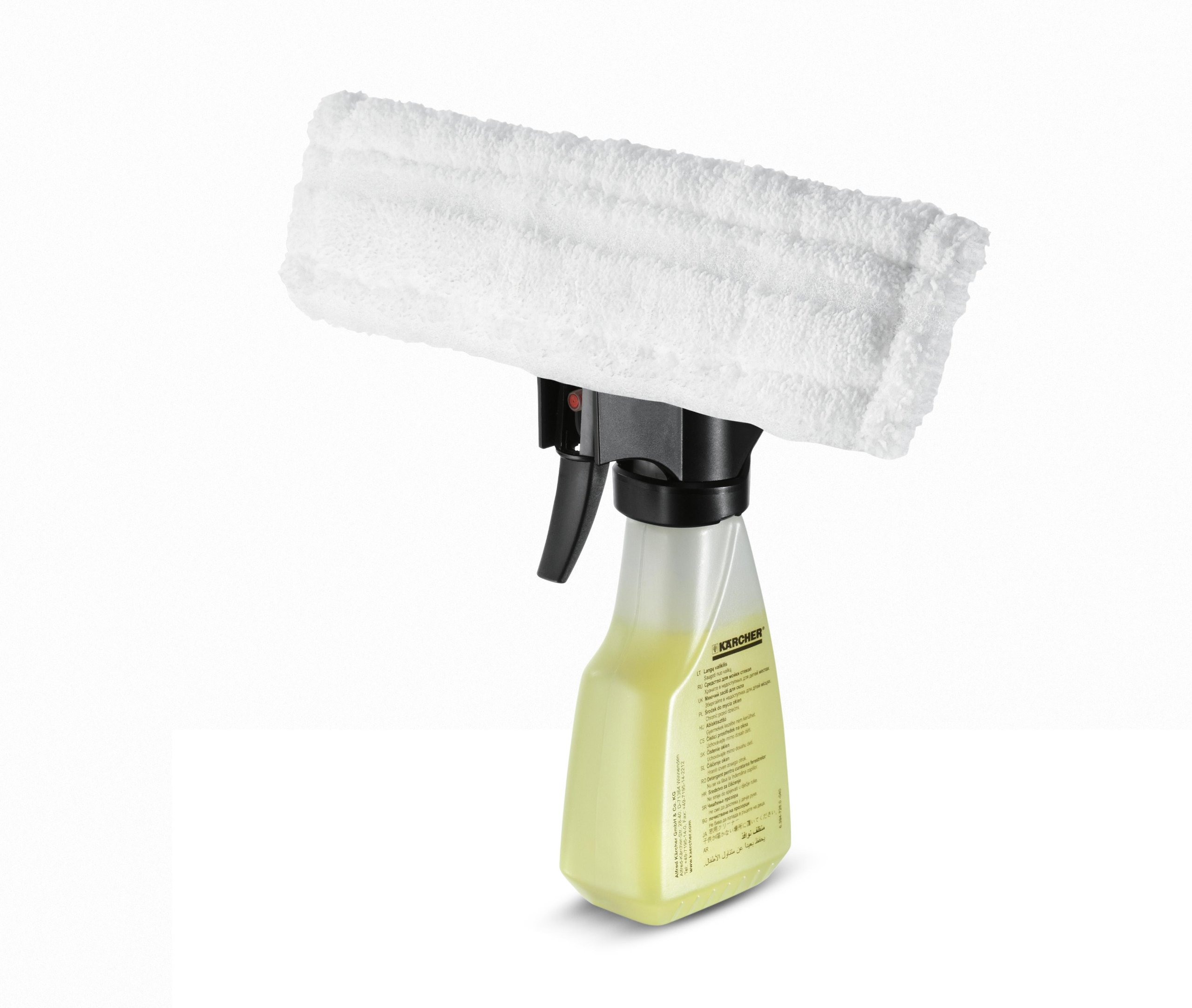 Karcher Spray Bottle and Microfibre Cleaning Head product image