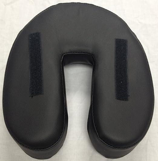 Therapists Choice® Basic Massage Face Cradle Cushion (Black)