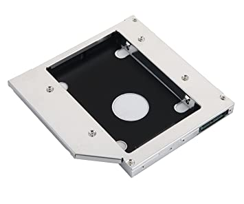 DeYoung 2 nd disco duro SSD SATA unidad de disco duro Caddy para ...