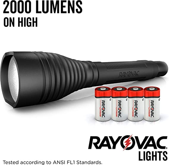 Rayovac Tactical Flashlight