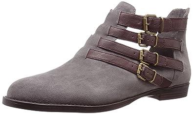 Womens Ronan Boot, Burgundy, 8.5 W US Bella Vita