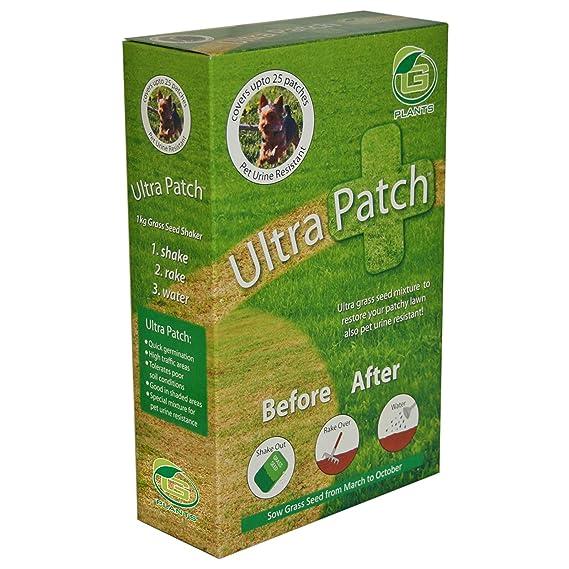 Ultra lawnpatch® 5 lbs. At menards®.