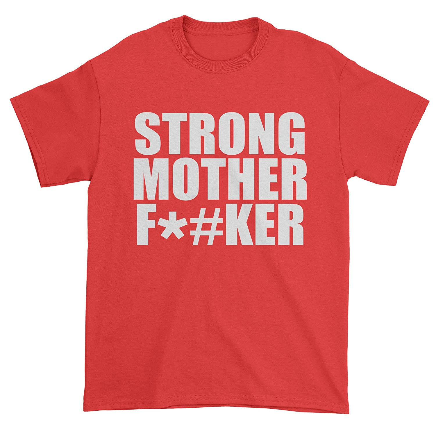 da5882b6 Expression Tees Strong Mother F*#ker GoT Mountain Mens T-shirt: Amazon.ca:  Clothing & Accessories