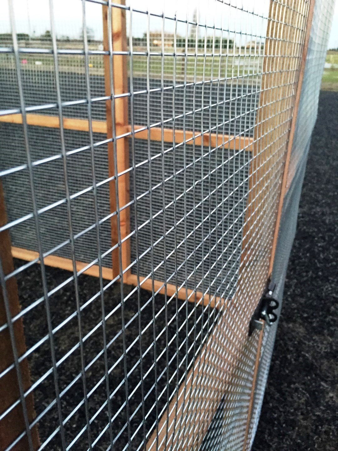 ANIMAL ENCLOSURE/RUN STRONG 16G Wire Chicken Rabbits Dogs Cats Birds ...