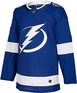 adidas Tampa Bay Lightning NHL Men's Climalite Authentic Team Hockey Jersey