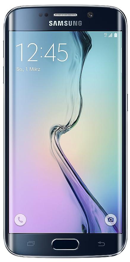 """Samsung Galaxy S6 Edge - Smartphone libre Android (pantalla 5.1"""", cámara 16 Mp"""