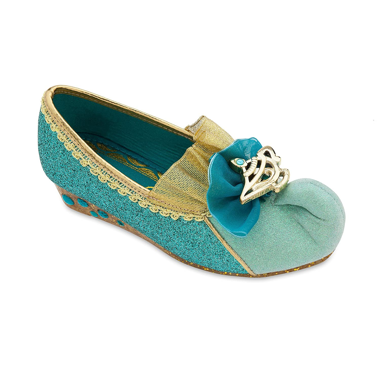 Disney Jasmine Costume Shoes for Girls Blue