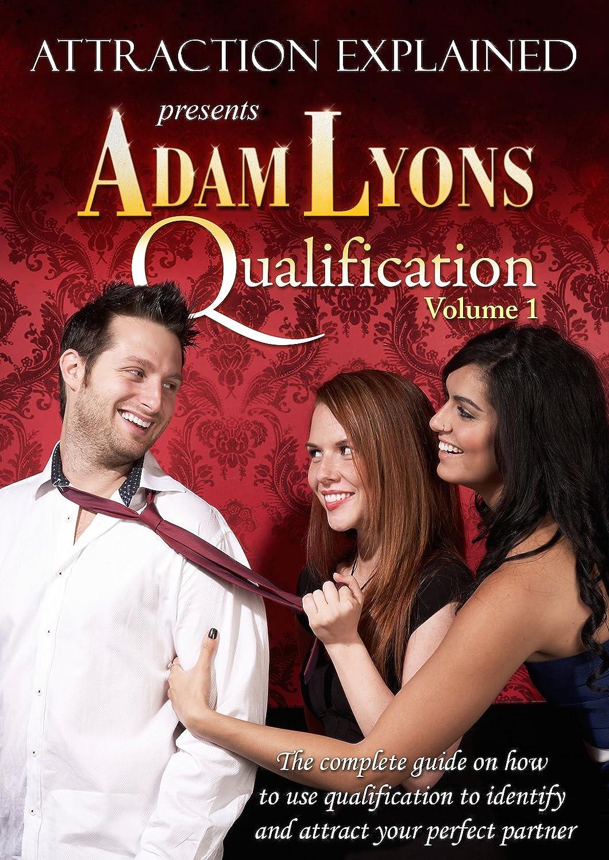 adam lyons qualification