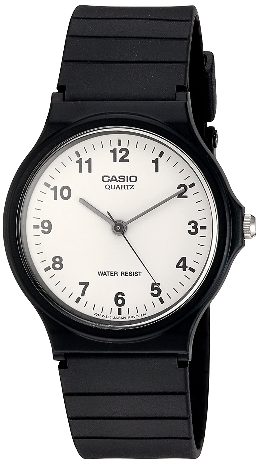 Reloj Casio Collection Unisex Analógico con Correa de Resina